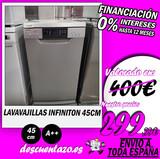 LAVAVAJILLAS INFINITON 45 CM  - foto