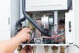 reparación de calderas y calentadores - foto