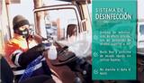 SISTEMA DE DESINFECIÓN  - foto