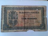 2 Billetes 100 pesetas - 1937 - foto