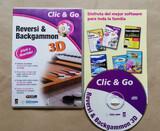 REVERSI Y BACKGAMMON 3D - JUEGO PC - foto