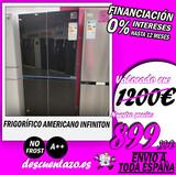 FRIGORÍFICO AMERICANO INFINITON  A++ - foto