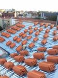 reparaciones de tejados y fachadas - foto