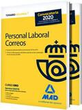 LIBROS OPOSICIONES CORREOS 2020-2021 - foto