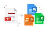 Editar y convertir pdf - foto