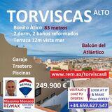 TORVISCAS BONITO ÁTICO 2 DORM 2BAÑO - foto