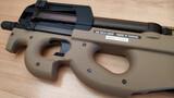 P90 WE GAS GBB 2 CARGADORES - foto