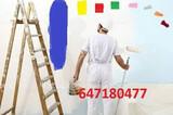 Pintor interiores y exteriores - foto