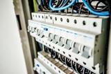 Instalacion electrica en obra nueva - foto