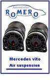 MERCEDES VITO 638 BALONA NEUMATICA - foto
