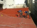 tejados y goteras (arroyo) - foto