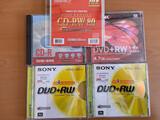 DVDS/CDS +RW