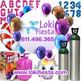 todo tipo de globos, HELIO,globos fiesta - foto