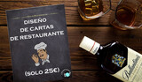 Realización de cartas para restaurantes - foto
