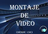 Montaje de videos - foto