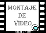 Realización de montajes de Video - foto