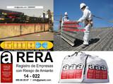 RETIRADA Y TRANSPORTE DE URALITA EN JAEN - foto