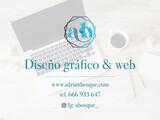 Diseño gráfico y páginas web - foto
