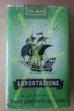 Cajetilla  Paquete Tabaco Lleno Antiguo - foto