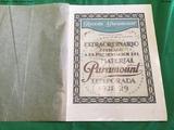 Revista paramount. año 1928/1929 - foto
