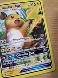 Pokemon Raichu gx 29/73 - foto