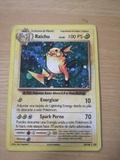 Pokemon Raichu 34/108 - foto