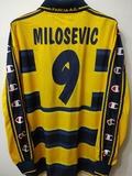AC PARMA 2000-2001 MILOSEVIC 9 - foto