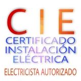 CIE / Certificado Inspection Eléctrica - foto