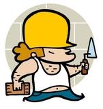 trabajos eléctricos para el hogar - foto