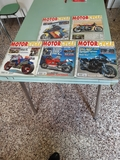 REVISTA MOTORCYCLE PERFORMANCE - foto