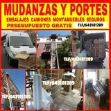 Mudanzas Madrid tlf/ 643181289 portes - foto