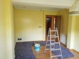 pinte su piso a precio bajo - foto