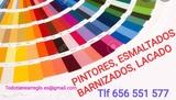 Pintores, barnizados, esmaltados, - foto