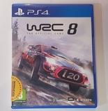 WRC 8  (World Rally Champion ship) PS4 - foto