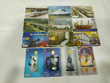 13 tarjetas telefónicas - foto