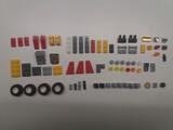 Piezas de lego  - foto