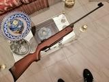carabina de aire comprimido - foto