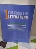 LIBRO BACHILLER EUSKARA ETA LITERATURA - foto