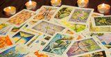 Tarot econÓmico con referente marcos de - foto