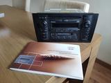 radio cd cassette audi symphony - foto