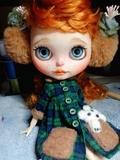 Miranda en adopción. Blythe custom - foto