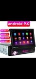 autoradio android 1 din extraible - foto