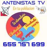 antenas tv valencia antenista 24h - foto