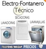 Reparar lavavajillas lavadoras secadoras - foto