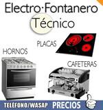 Reparar hornos, placa vitrocerÁmicas - foto