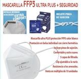 Mascarillas FFP2, FFP3, Guantes Nitrilo - foto