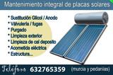 ReparaciÓn placas solares, termos - foto
