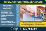 Electricista a domicilio - foto