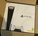 Playstation 5  (ps5) Version Disco - foto