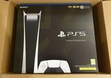 Playstation 5 (ps5) Version Digital - foto